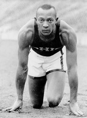 jesse owens Jesse Owens American Hero