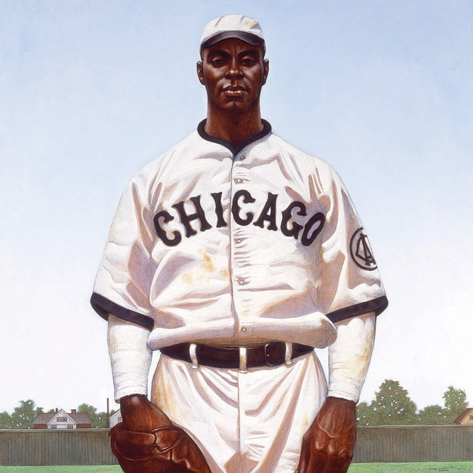 baseball an african american past One of the most famous players for major league baseball and negro leagues baseball was satchel paige, an african american player who played off and on for the monarchs paige played in hays in.
