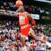 "Michael Jeffrey ""Air"" Jordan"