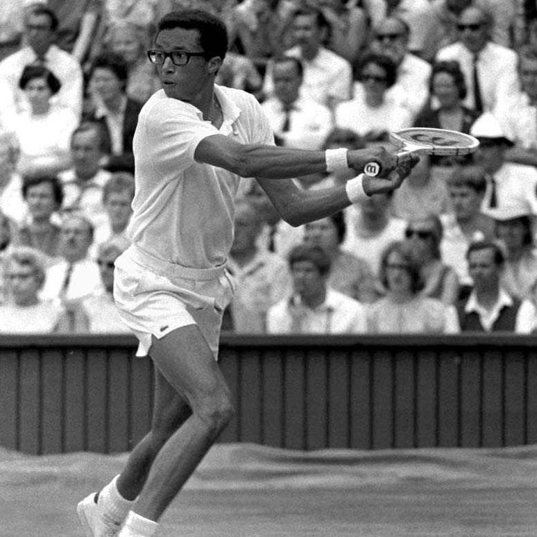 biography of arthur ashe jr Sixteen student-athletes from washington state university were selected as  arthur ashe jr sports scholars for 2018 the names and.