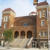 The 16th Street Baptist Church in Birmingham, Alabama