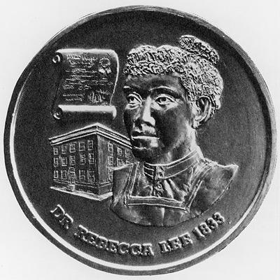 Rebecca Davis Lee Crumpler coin
