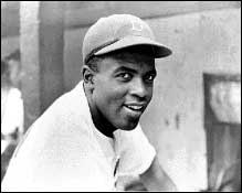 Jackie Robinson - April 15